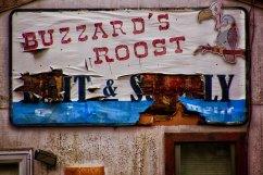 Buzzard's Roost 8 X 12