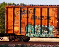 Boxcar Early Evening 8 X 10