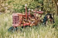 The Tractor 8 X 10
