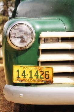 Colorful Colorado 8 X 10 or 8 X 12