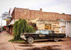 Route 66, Oklahoma 8 X 12