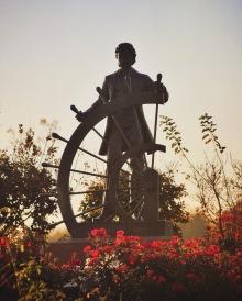 Mark Twain, Steamboat Pilot 8 X 10