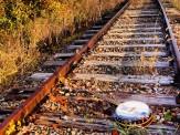 Banjo, Railroad Tracks