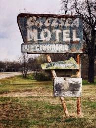Chelsea Motel, Rt 66